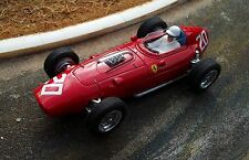 Probuild GTM 1/32 slot car  FERRARI 246F1 1960 ITALIAN GP no20 PHIL HILL MB/RTR