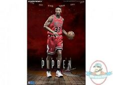 1/6 Real Masterpiece NBA Chicago Bulls Scottie Pippen Figure Enterbay