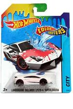 2015 Hot Wheels Color Shifters #32 Lamborghini Gallardo LP570-4 Superleggera