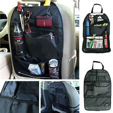 Car Auto Care Seat Cover Storage Bag Pouch For Children Kick Mat Mud Reliable