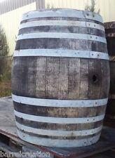weathered Wine Barrel from Napa Valley, FREE SHIPPING, LOWEST PRICE ON EBAY!