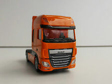 DAF XF SSC tractor orange 1/87 H0 Herpa 305952 E6 rigid tractor