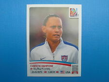 Panini FIFA Women's World Cup Canada 2015 - N.258 RAMPONE USA