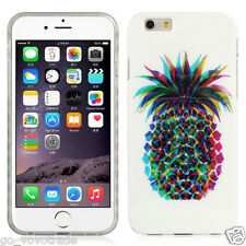 Pineapple Pattern Soft TPU Case Skin Cover For iPhone 6 6G 4.7inch Stylish