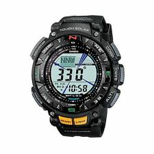 Casio Men's Pathfinder Tough Solar Triple Sensor Watch PAG240