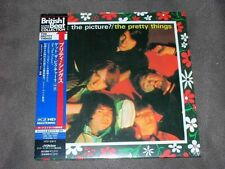 THE PRETTY THINGS get the picture +6 Japan mini lp CD K2HD SEALED