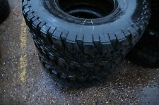 5 B F GOODRICH BAJA T/A 37X12.50R 16.5 LT MILITARY TIRES TIRE ONLY NO RIMS