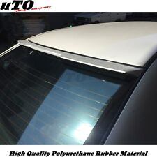 Painted H Type Rear Roof Spoiler Wing For Honda CIVIC EX LX Si 2006~2011 Coupe