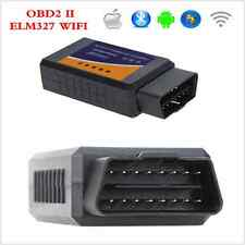 Auto WIFI Car Diagnostic Scanner OBD2 II ELM327 Support IOS and Android for car