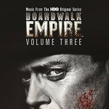 BOARDWALK EMPIRE CD - VOLUME 3 [MUSIC FROM THE HBO SERIES](2015) - NEW UNOPENED