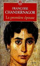 """Françoise  CHANDERNAGOR*****La première épouse***** """" Divorce ou séparation ? """""""