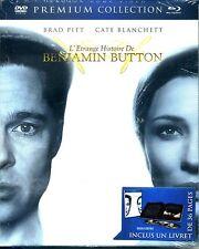 L ETRANGE HISTOIRE DE BENJAMIN BUTTON  collector inclus un livret   neuf 1404163