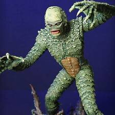 Creature from the black lagoon model statue built up & painted solid resin