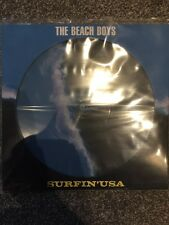 THE BEACH BOYS -  Surfin Usa  - New Picture Disc Vinyl Lp - Brand New