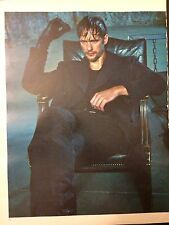 Alexander Skarsgard 10pg + cover INTERVIEW magazine feature, clippings
