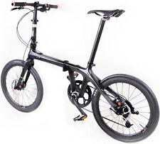 """20"""" Folding Bike Road Bicycle Shimano 10 Speed Disc Brake o"""