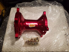 2005-2015 HONDA CR125 CR250 CRF250 CRF450 CRF250X 450X TALON RED REAR HUB TW647A