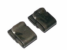 Mopar Chrysler Plymouth Dodge Radiator Grille Baffle Retainer Clamp Clips 2pcs
