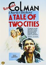 A TALE OF TWO CITIES (1935 Ronald Colman)  DVD - UK Compatible