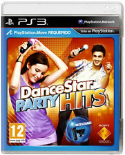 DANCE STAR PARTY HITS ~ ps3 (GIOCO NUOVO di zecca)