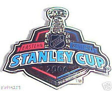 2006 Stanley Cup Finals Patch  Pin Oilers v Hurricanes