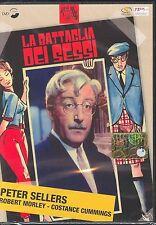 DvD LA BATTAGLIA DEI SESSI - (1960) con Peter Sellers......NUOVO