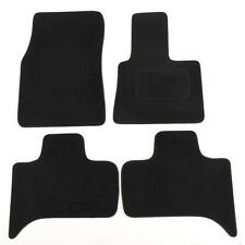 Bmw X5 Tailored alfombrillas de (2000-2006) - Negro