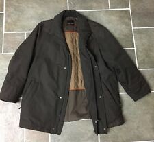 Mens Jupiter Winter Coat - Olive Green - Size 56 (XXL) Approx 50-52 Chest
