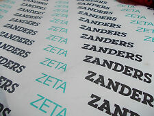 ZETA IVORY 100 GSM HAMMER, 250 SHEETS WATERMARKED £11.90 + VAT, POST-FREE