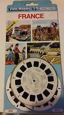VIEW-MASTER 3D - FRANCE - 1982 PAYS NR.12 (L-6)