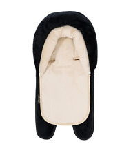 NEW JOLLY JUMPER 2 IN 1 TERRY HEAD HUGGER BEIGE WHITE BABY'S PROTECTION DAILY