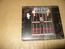 Stone Years Annees De Pierre Stamatis Spanoudakis cd + Thick Booklet 1995 New