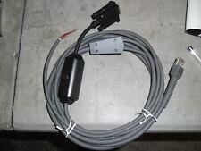 symbol handheld scanner y lead rj45 to 9 way d type plus free end 3mtr