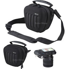 EVA Hard Shoulder Bridge Camera Case Bag For FUJI FinePix S1 HS20EXR S4800 S8200