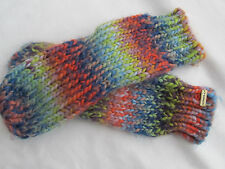 Womens Girls O'Neill Rainbow Woven Knit Mittens Gloves One Size