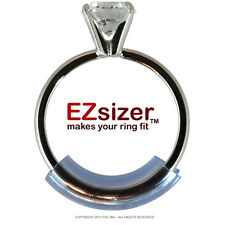 Ring Sizer by EZsizer - (narrow) 3 pack - Easy Ring Size Reducer, Ring Guard