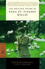 Modern Library Classics: The Selected Poetry of Edna St. Vincent Millay by...
