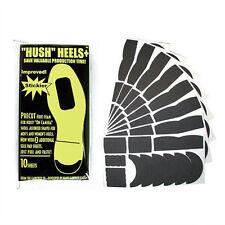 Garfield Hush Heels - Noise-Suppressing Foam Heelpads for Footwear, Quiet on Set