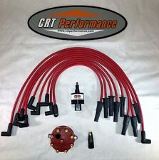 1998-2001 DODGE TRUCK V8 45K IGNITION TUNE UP KIT RED 5.2L 5.9L ADD HP & TORQUE
