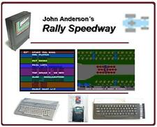 Rally Speedway [ATARI 400 800 XL XE GS] Juego Cartucho Modul Cartridge old stock