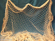 6  x 8 FT  Fishing NET NAUTICAL BEACH THEME STUFFED ANIMALS CEILING