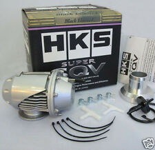 HKS Universal SSQV SQV Version III Turbo Pull-type Blow Off Valve Bov Silver New