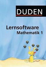 Duden Lernsoftware Mathematik 1. CD-ROM für Windows ab 98/ME/2000/XP (2006)
