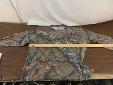 Adult Men's Outfitter's Ridge Tree Camouflage Pattern 2XL Pullover Shirt 33005