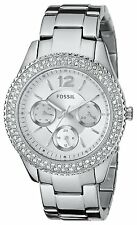 Fossil Women's ES3588 'Stella' Chronograph Stainless steel Watch