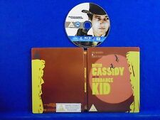 blu-ray BUTCH CASSIDY And The Sundance Kids Steelbook Edition UK EXCLUSIVE