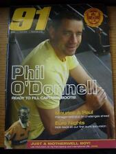 2006/2007 Motherwell: 91, The Official Magazine Of Motherwell, Issue 01, First E