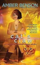 Cat's Claw (A Calliope Reaper-Jones Novel)-ExLibrary