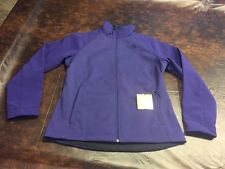 NWT Large Women's Ironton The North Face Purple Coat HTR - CP6BBLF. No Hood.