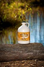 Pure Wisconsin Maple Syrup Gallon Medium Amber.